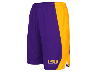 LSU Tigers Colosseum NCAA Youth Flagged Shorts
