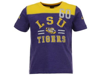 LSU Tigers Colosseum NCAA Toddler Lemon Tree T-Shirt