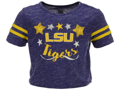 LSU Tigers Colosseum NCAA Toddler Girls Janice T-Shirt