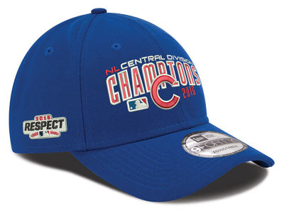 Chicago Cubs New Era MLB 2016 Respect Patch 9FORTY Cap