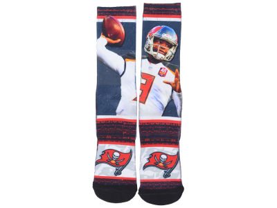 Tampa Bay Buccaneers Jameis Winston NFL Youth Rush Player Jersey Crew Socks