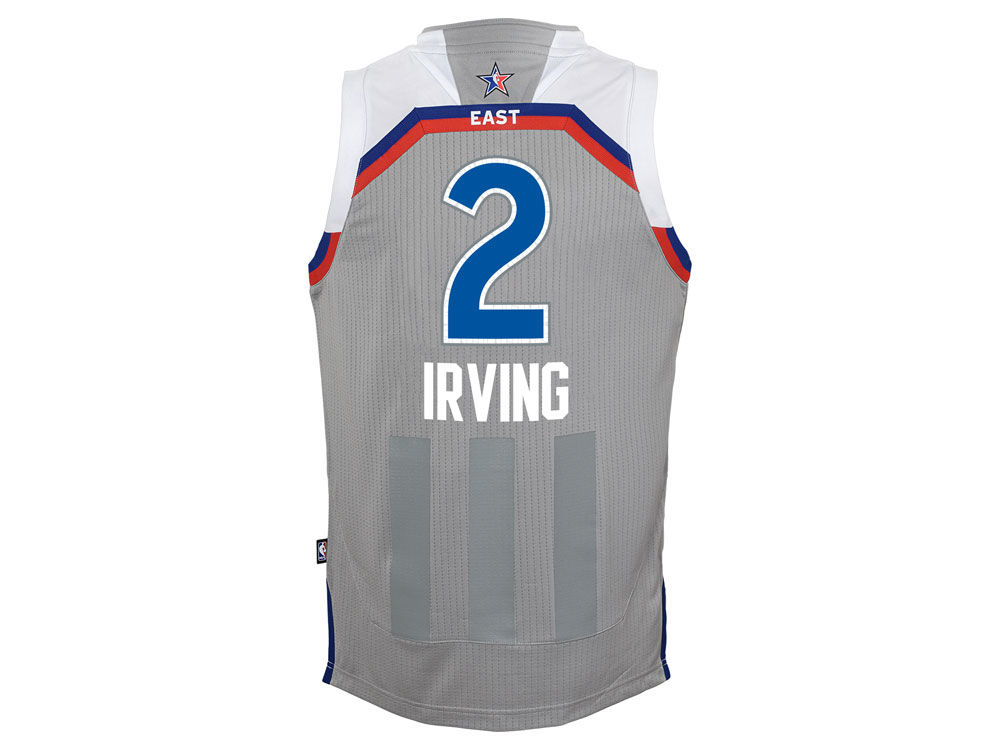 brand new 677af e7f05 free shipping kyrie irving all star jersey 07d07 e1adf