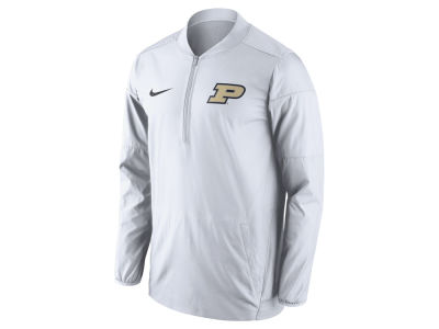 Purdue Boilermakers Nike NCAA Men's Lockdown Half Zip Jacket