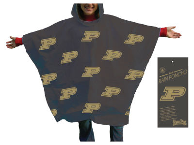 Purdue Boilermakers All Over Poncho