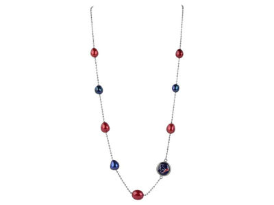 Houston Texans Honora Necklace Multi Color Pearls