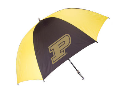 Purdue Boilermakers Two Color Panel Umbrella