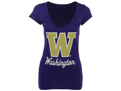 Washington Huskies Blue 84 NCAA Women's Not Fair T-Shirt