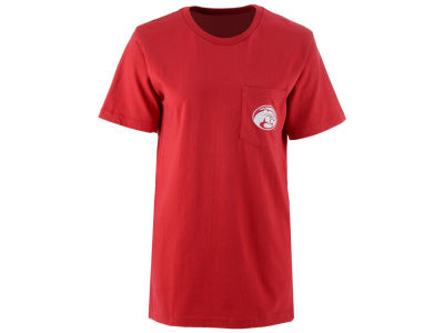 Houston Cougars Pressbox NCAA Women's Buffalo Plaid Big T-Shirt