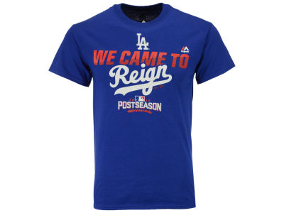 Los Angeles Dodgers MLB Men's Postseason Participant T-Shirt