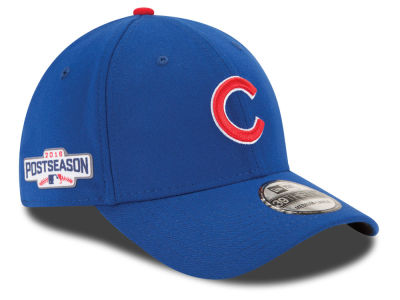 Chicago Cubs New Era MLB 2016 Post Season Patch 39THIRTY Cap