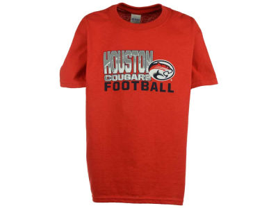 Houston Cougars NCAA Youth Football T-Shirt