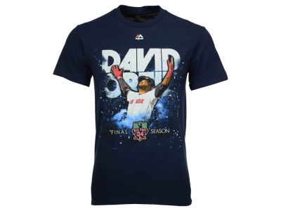Boston Red Sox David Ortiz MLB Men's Final Season Passion T-Shirt