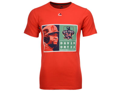 Boston Red Sox David Ortiz MLB Men's  Last Game II T-Shirt