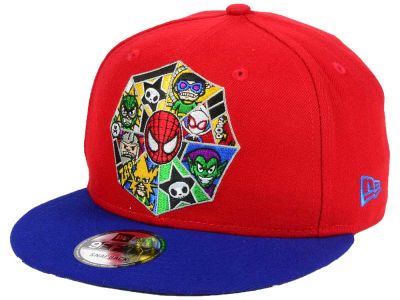 Marvel Spidey Web 9FIFTY Snapback Cap