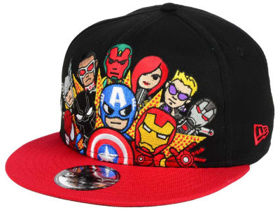 Tokidoki Civil War 9FIFTY Snapback Cap