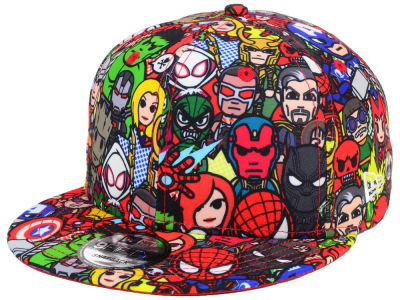 Marvel Heros 9FIFTY Snapback Cap