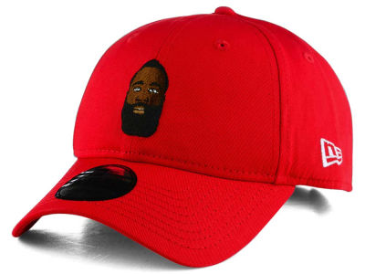 Houston Rockets New Era NBA Primary Player 9TWENTY Strapback Cap