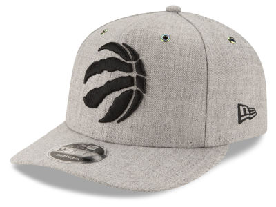 Toronto Raptors New Era NBA Heather Flect 9FIFTY Snapback Cap
