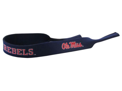 Ole Miss Rebels Croakies Strap