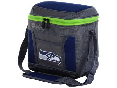 Seattle Seahawks 9 Can Soft Sided Cooler