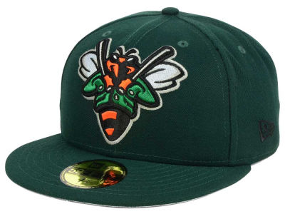 Augusta GreenJackets New Era MiLB Logo Grand 59FIFTY Cap