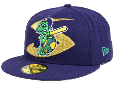 Beloit Snappers New Era MiLB Logo Grand 59FIFTY Cap