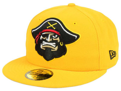 Bradenton Marauders New Era MiLB Logo Grand 59FIFTY Cap