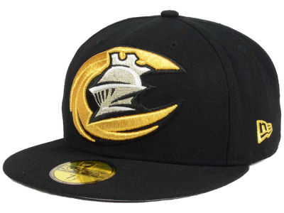 Charlotte Knights New Era MiLB Logo Grand 59FIFTY Cap