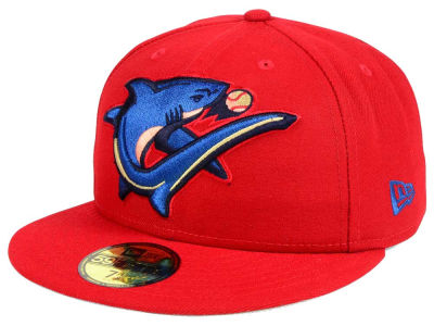 Clearwater Threshers New Era MiLB Logo Grand 59FIFTY Cap
