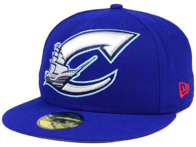 Columbus Clippers New Era MiLB Logo Grand 59FIFTY Cap