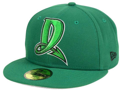 Dayton Dragons New Era MiLB Logo Grand 59FIFTY Cap