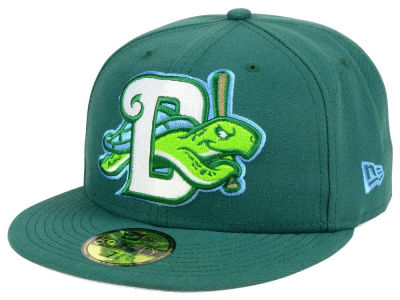 Daytona Tortugas New Era MiLB Logo Grand 59FIFTY Cap