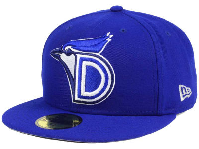 Dunedin Blue Jays New Era MiLB Logo Grand 59FIFTY Cap