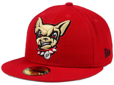 EL Paso Chihuahuas New Era MiLB Logo Grand 59FIFTY Cap