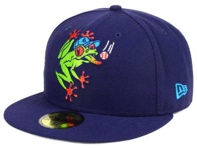 Everett AquaSox New Era MiLB Logo Grand 59FIFTY Cap