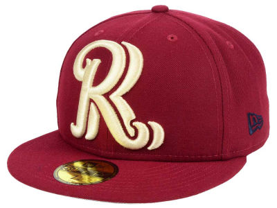 Frisco RoughRiders New Era MiLB Logo Grand 59FIFTY Cap