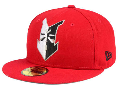 Indianapolis Indians New Era MiLB Logo Grand 59FIFTY Cap
