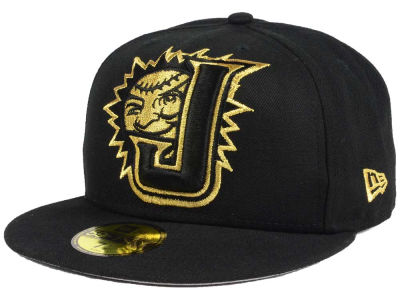 Jacksonville Suns New Era MiLB Logo Grand 59FIFTY Cap