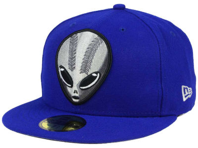 Las Vegas 51s New Era MiLB Logo Grand 59FIFTY Cap