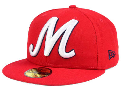 Memphis Redbirds New Era MiLB Logo Grand 59FIFTY Cap