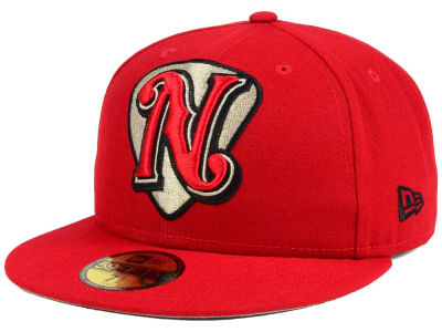 Nashville Sounds New Era MiLB Logo Grand 59FIFTY Cap