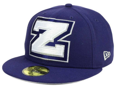 New Orleans Zephyrs New Era MiLB Logo Grand 59FIFTY Cap