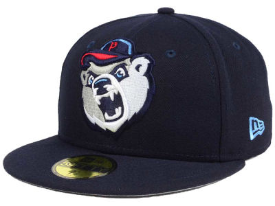 Pawtucket Red Sox New Era MiLB Logo Grand 59FIFTY Cap