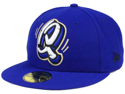 Rancho Cucamonga Quakes New Era MiLB Logo Grand 59FIFTY Cap