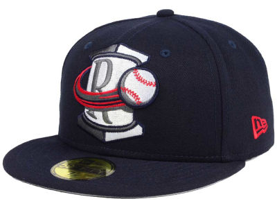 Rome Braves New Era MiLB Logo Grand 59FIFTY Cap