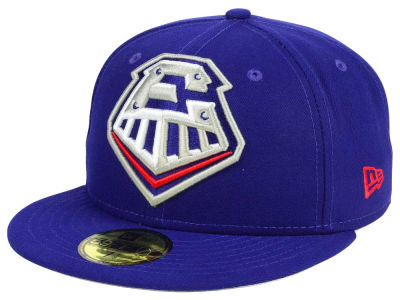 Round Rock Express New Era MiLB Logo Grand 59FIFTY Cap