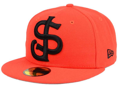 San Jose Giants New Era MiLB Logo Grand 59FIFTY Cap