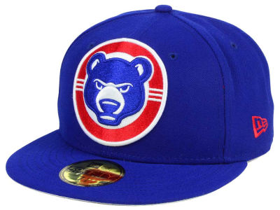South Bend Cubs New Era MiLB Logo Grand 59FIFTY Cap