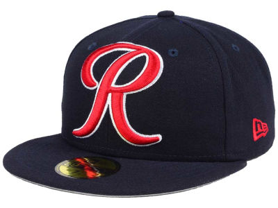Tacoma Rainiers New Era MiLB Logo Grand 59FIFTY Cap