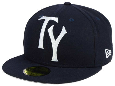 Tampa Yankees New Era MiLB Logo Grand 59FIFTY Cap